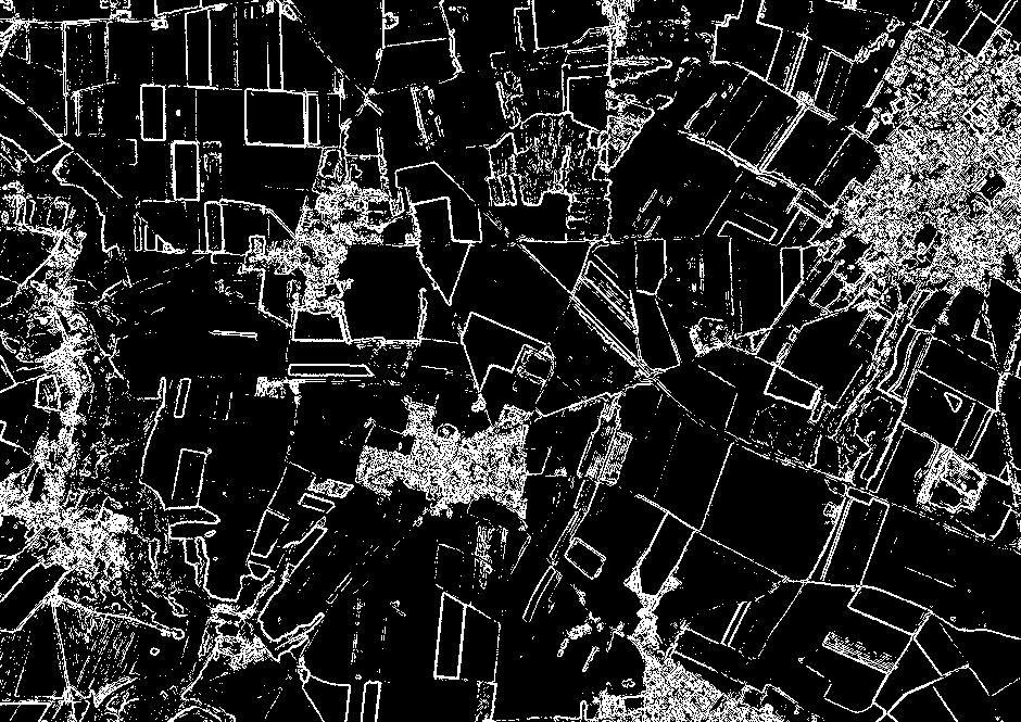 Tutorial Extracting Urban Areas In Google Maps Aerial Images - Google maps aerial